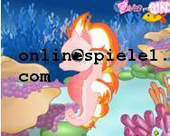 Cute seahorse dress up Pferde online spiele