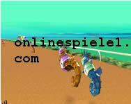 Shark tale the big race Pferde online spiele